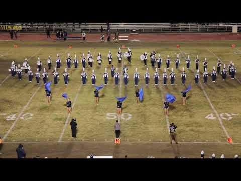 West Orange Stark High School Marching Band at NSBA SBOTB 2019