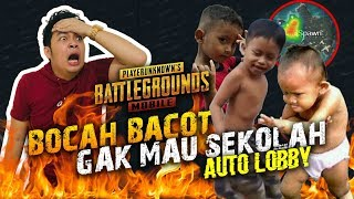 Di Bikin Emosi Sama Bocah Bacot - PUBG MOBILE INDONESIA