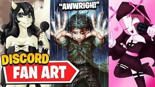 FNF/LITTLE NIGHTMARES FAN ART! (Weekends with Rico #12)