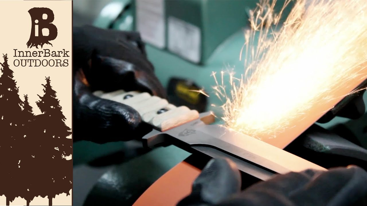 TOPS Knives Factory Tour: Hard to The Core