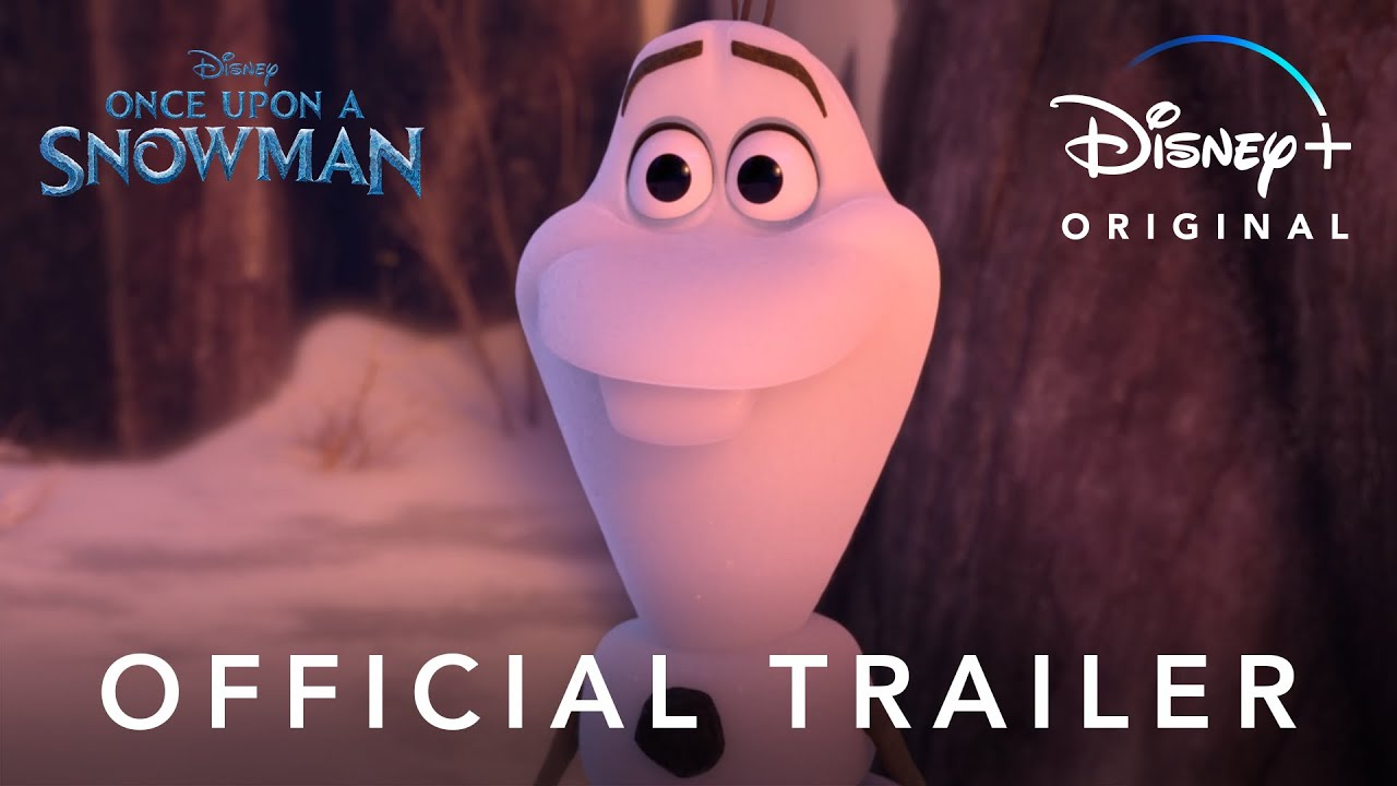 "Watch! OnLine! "" Once Upon a Snowman "" (2020) HD Full Movie Online Free"