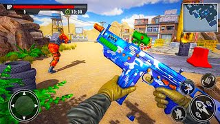 Modern FPS Shooting Game Android - Counter Strike Game - Android GamePlay