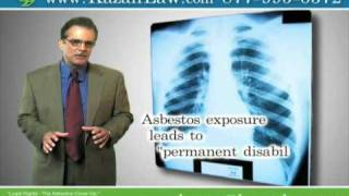 Asbestosis Mesothelioma California Attorneys Asbestos Cancer