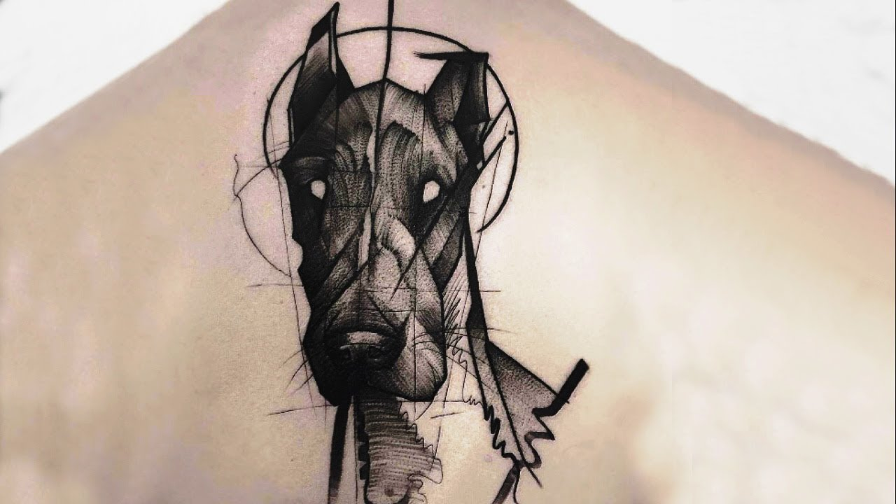 These amazing sketch tattoos will make you wish you had one