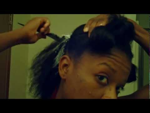 RELAX YOUR HAIR AT HOME! STEP BY STEP GUIDE for ORS RELAXER
