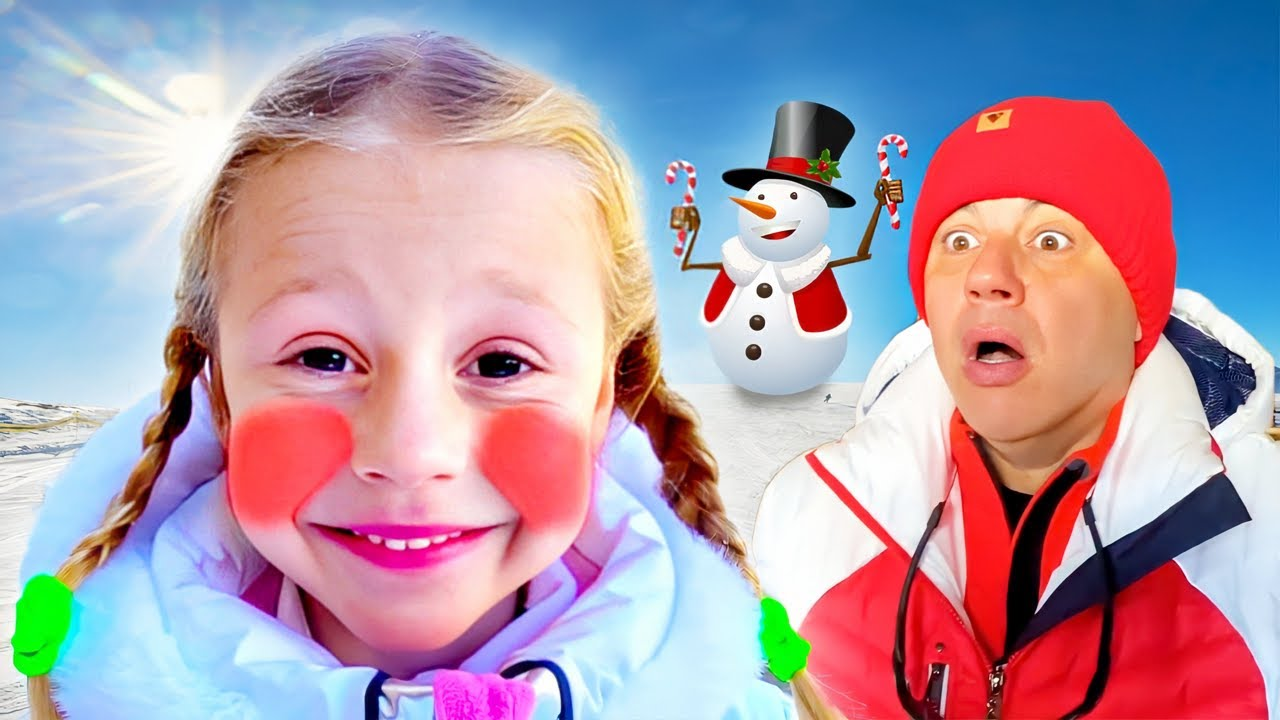 Download Nastya and Merry Christmas Stories for Kids