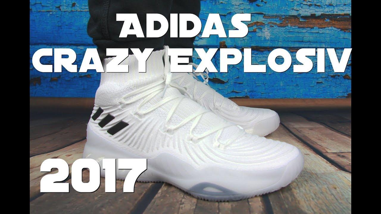 adidas pazzo explosiv 2017 le prime impressioni & a piedi su youtube