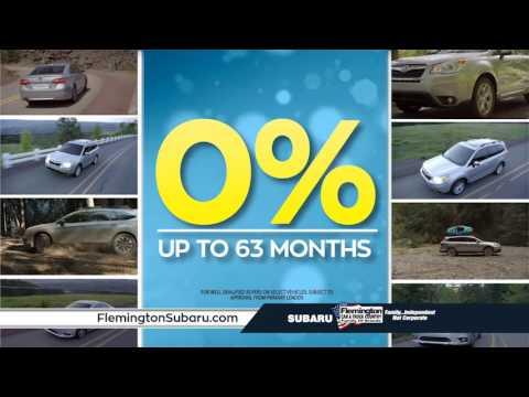 Subaru 0 Financing >> 0 Financing 2017 Subaru Impreza 178 Mo 2017 Subaru Legacy 199 Mo Flemington Subaru 08822