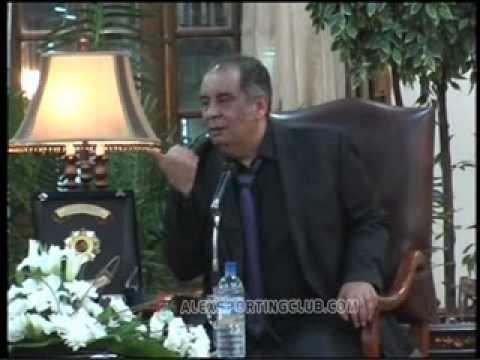 ندوة الدكتور يوسف زيدان - اللجنه الثقافيه