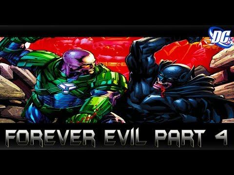 ค้างคาวผู้เรียกหาความกลัว[ForeverEvil 4]comic world daily