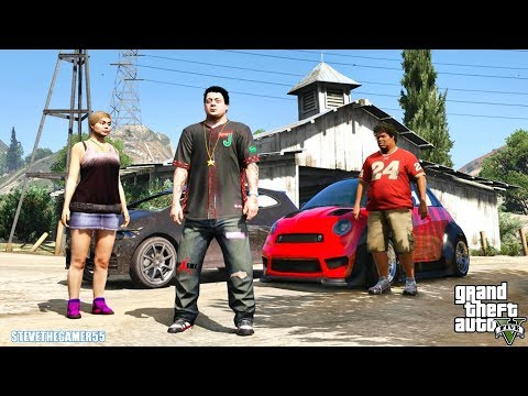 GTA 5 REAL LIFE MOD - JIMMY'S FIFTH DAY IN COLLEGE (GTA 5 REAL LIFE MODS)
