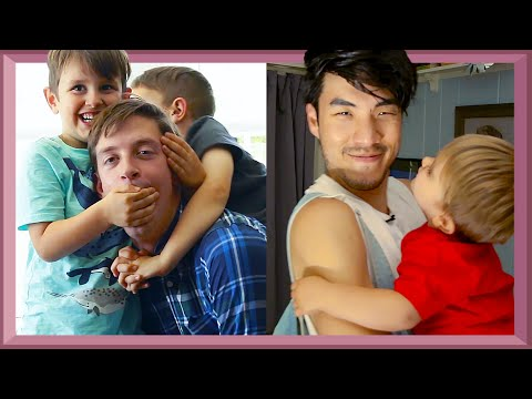 Thumbnail: The Try Guys Raise Toddlers For A Day • Fatherhood: Part 3