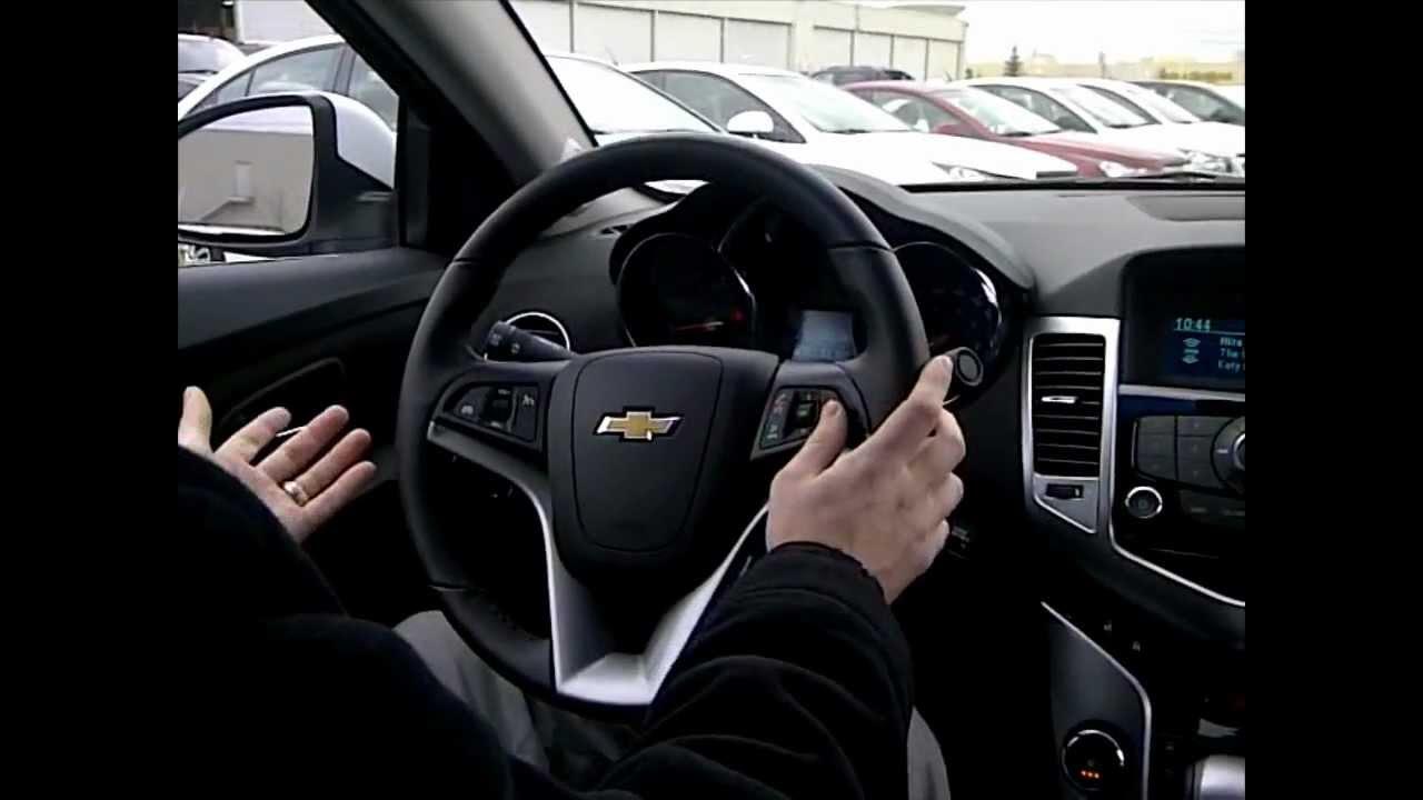 Cruze 2012 chevy cruze interior : 2012 Chevrolet Cruze LTZ RS - Newmarket, Ontario - YouTube