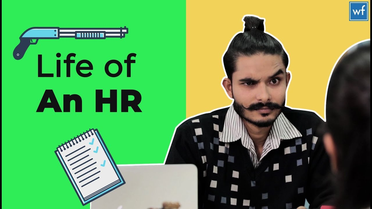 Life Of An HR | Latest Funny Video 2018 | WittyFeed