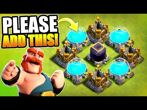 A NEW CURRENCY IN CLASH OF CLANS!? - UPDATE Q & A TIME!!