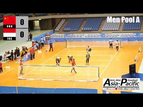 2019 IBSA Goalball Asia-Pacific Championships | Day one |
