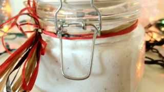 Diy Christmas Gifts: Homemade Vanilla Sugar (day 23)