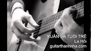 XUÂN VÀ TUỔI TRẺ - Guitar Solo