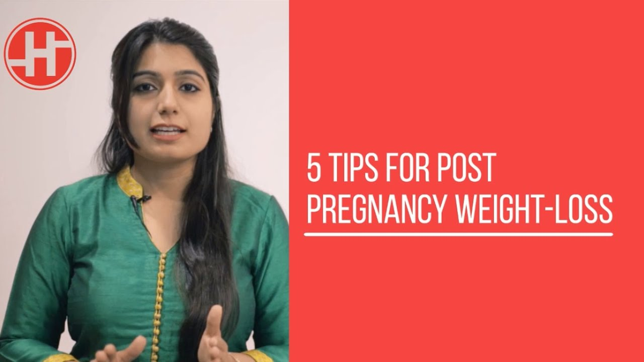 5 tips for Post Pregnancy Weight loss: Diet Tips #7