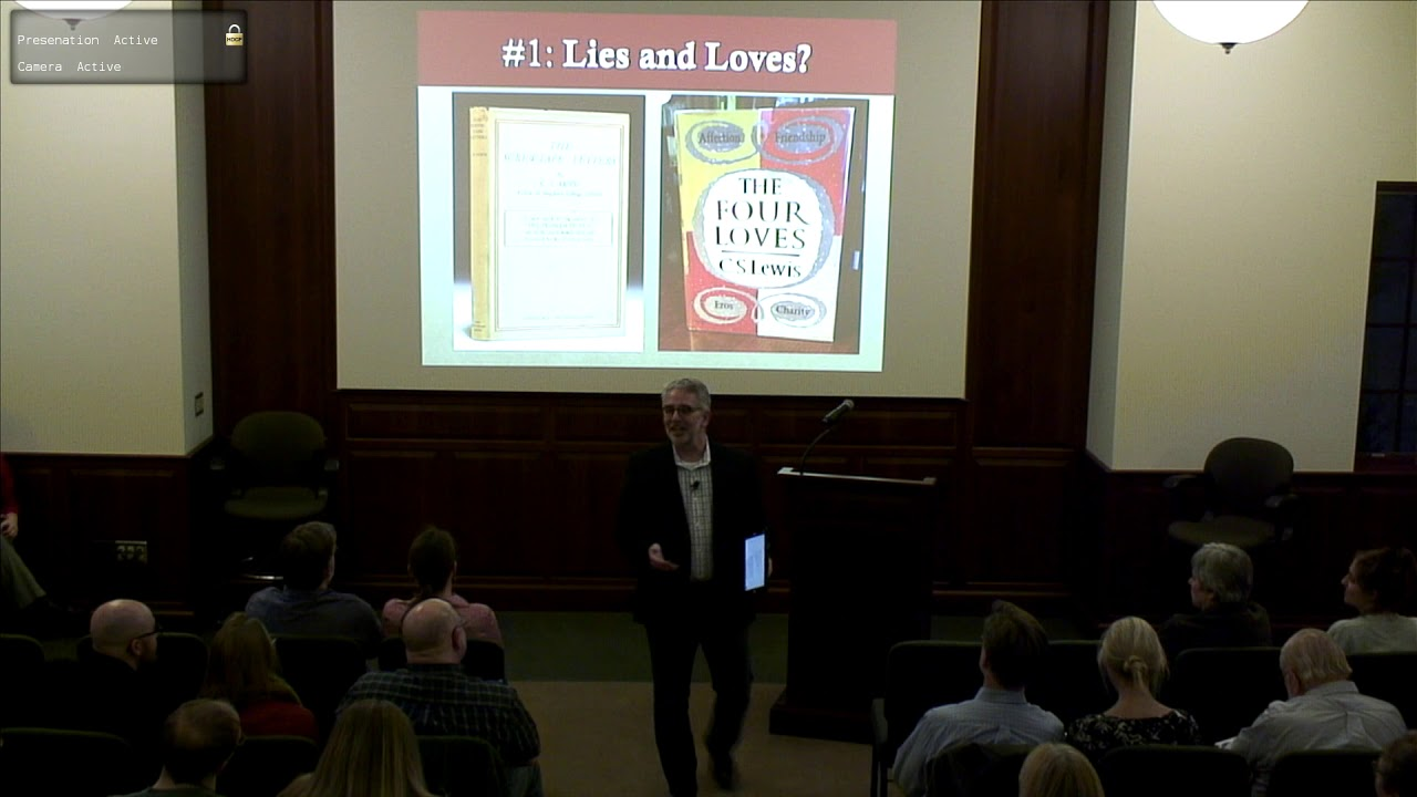 Lewis and the Myth of Love