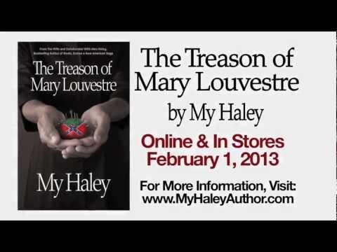 The Treason of Mary Louvestre (A Novel by My Haley) Teaser