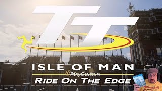 TT Isle of Man: Ride On The Edge | CZ Gameplay | PlayStation 4 Pro | CZ Livestream 1440p