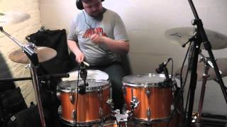 Audioslave - Be yourself (Drum Cover)
