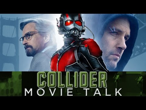 Collider Movie Talk - Ant-Man Sequel Announced: Ant-Man And The Wasp