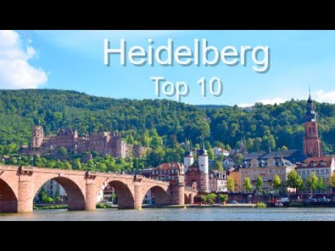 Heidelberg Top Ten Things To Do