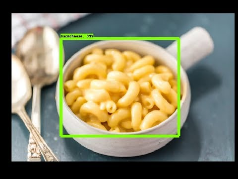 Training Custom Object Detector - TensorFlow Object Detection API Tutorial  p 5