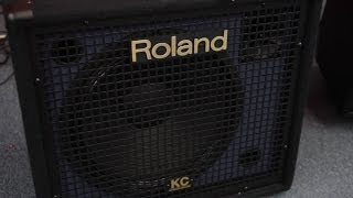 Roland KC150 - 65 watt Keyboard Amp