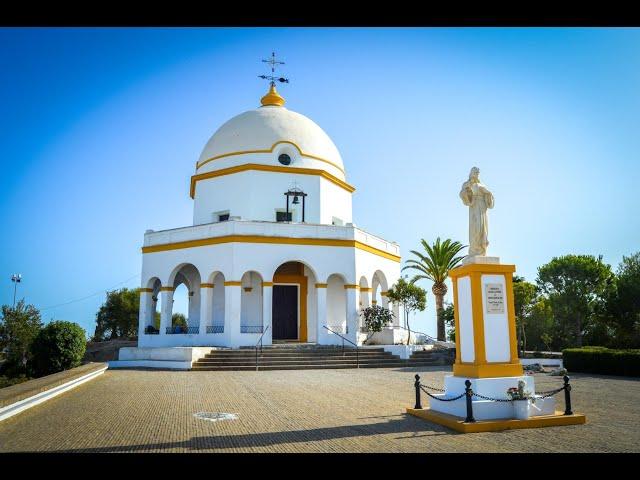 Visita La Ermita de Santa Ana en Chiclana
