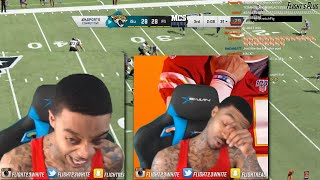 FlightReacts CRIES & RAGES After He CHOKES A 28-0 POINT LEAD With HIS $22,000 TEAM 🤣😭😭