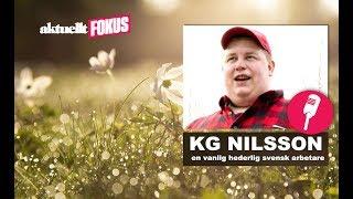 KG Nilsson - sommarpratare 2019