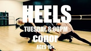 Baixar HEELS Ages 16+ | Conor