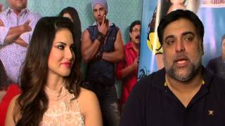 Kuch kuch locha hai | sunny leone & ram kapoor | interview to promote movie
