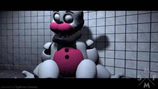 SFM FNAF FIVE NIGHTS AT FREDDY'S SISTER LOCATION SONG Left Behind Music Video by Da Games