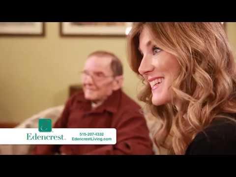 Edencrest Retirement Living in Central Iowa