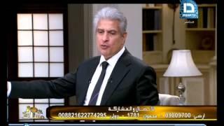 برنامج العاشرة  عزمي مجاهد: لازم نحارب المسلسلات عشان صورت مصر بالعري.. وإعلامنا عار