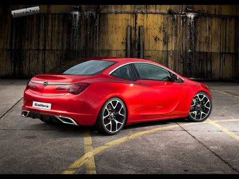 OPEL CALIBRA - 2016 - Changes, Design, Engine, Review