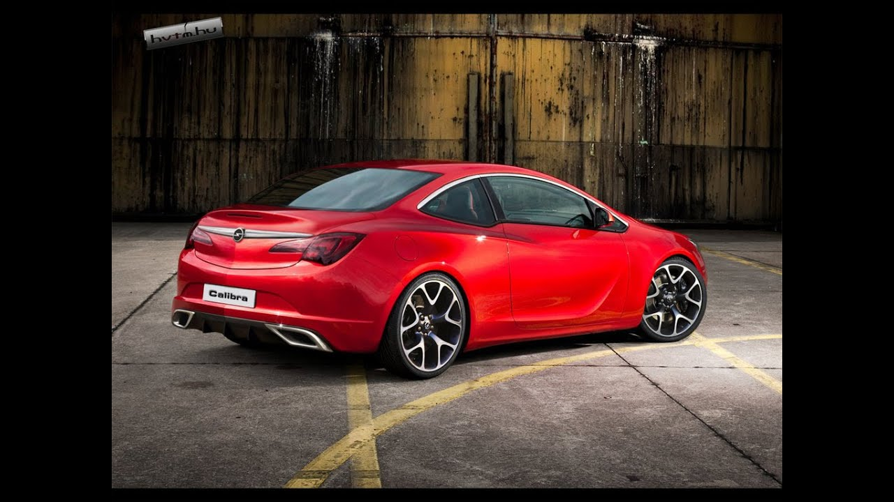 OPEL CALIBRA - 2016 - Changes, Design, Engine, Review ...