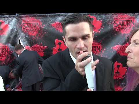 Sam Witwer  at Saturn Awards 2018