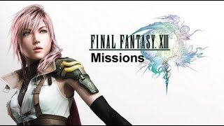 FINAL FANTASY XIII [Mission 34 Zenobia, the Butcher] Tonberry (PS3)