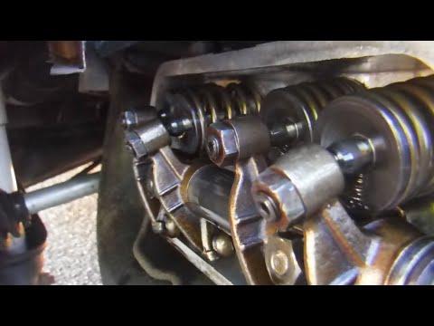 valve adjustment vw air cooled engine funnydogtv