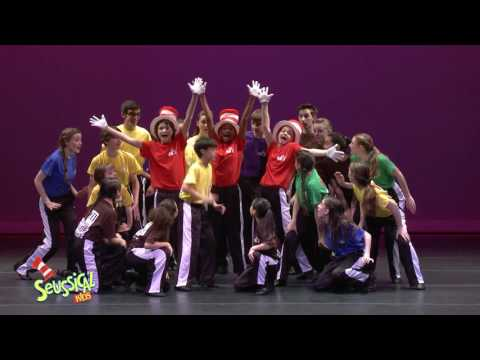 """Oh, The Thinks You Can Think!"" I Seussical KIDS I Choreography DVD"