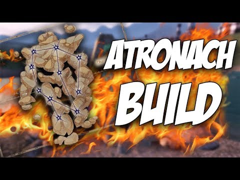 How To Make An Atronach Build In Oblivion