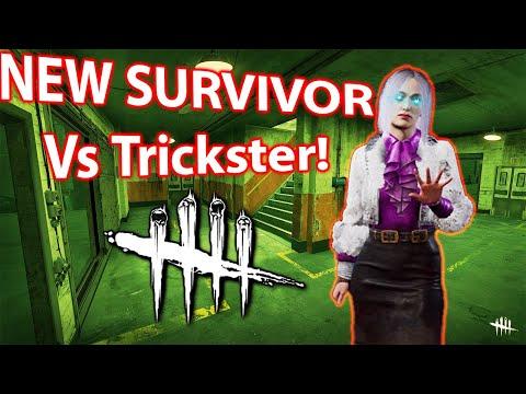 NEW *SURVIVOR* Vs New Killer The TRICKSTER! | Dead By Daylight New Chapter