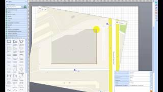 ГраФиС - создание плана объекта на местности