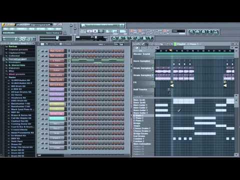 Express Yourself (Instrumental Remake) - Labrinth (W/ DOWNLOAD LINK)