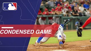 Condensed Game: LAA@TEX - 8/16/18